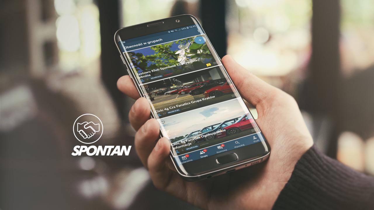 Aplikacja ułatwiajaca organizowanie spotkań na urządzenia z systemem Android